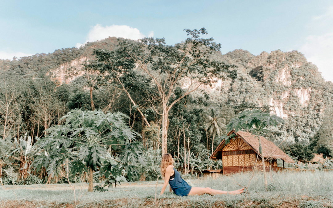 Our Eco Resort in Khao Sok National Park