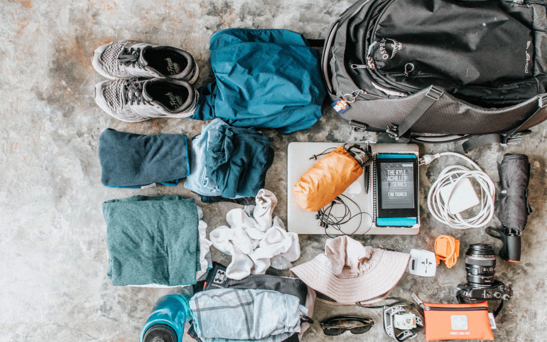 Our Packing List for Thailand (30 Days)