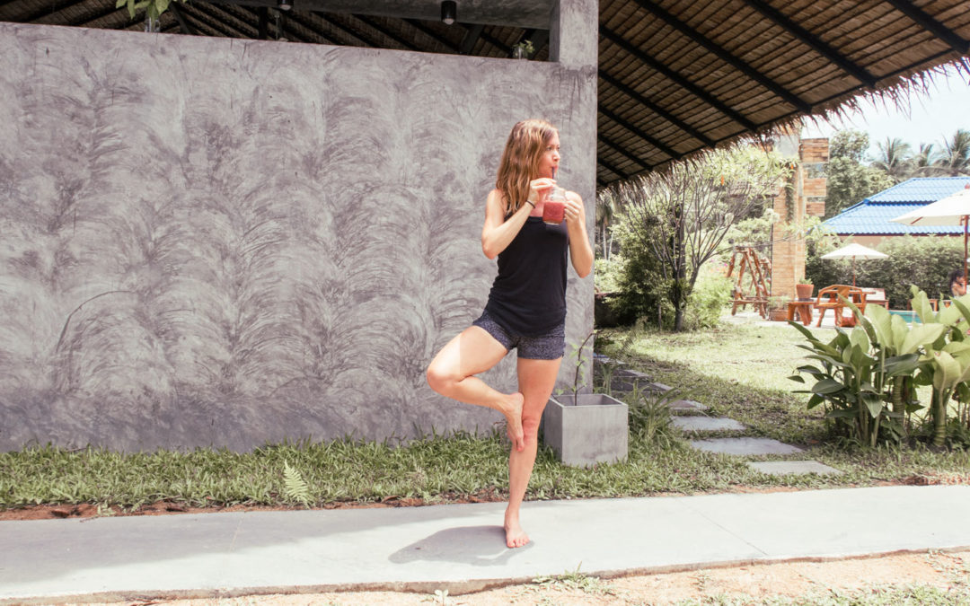 5 Day Vegan Yoga Retreat in Koh Phangan Thailand